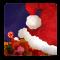 Little Girl`s Christmas
